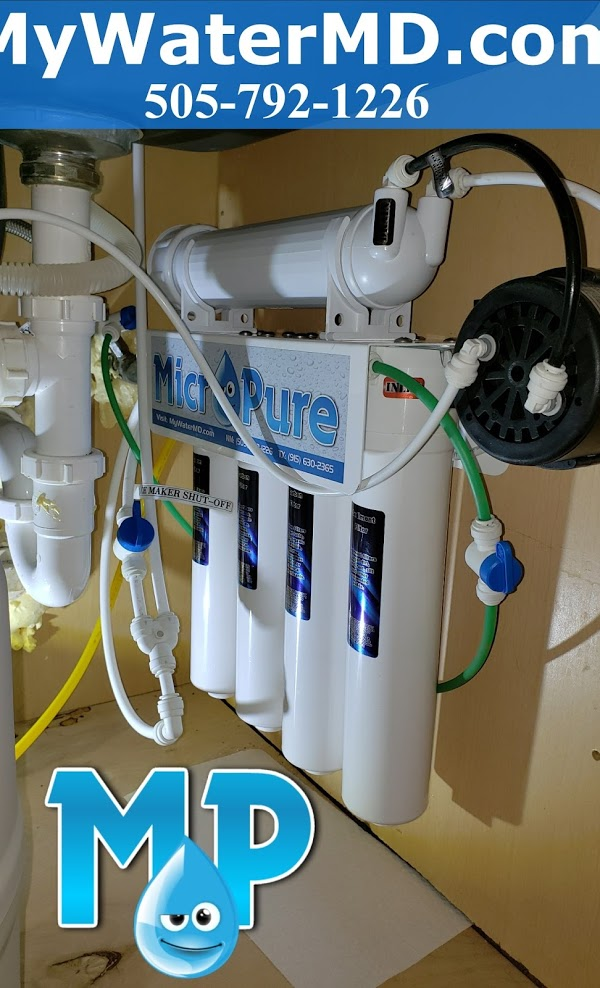 Hydronex Water Softener