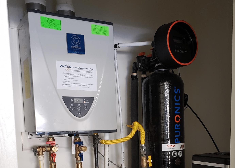 Defender El Paso Water Softener System